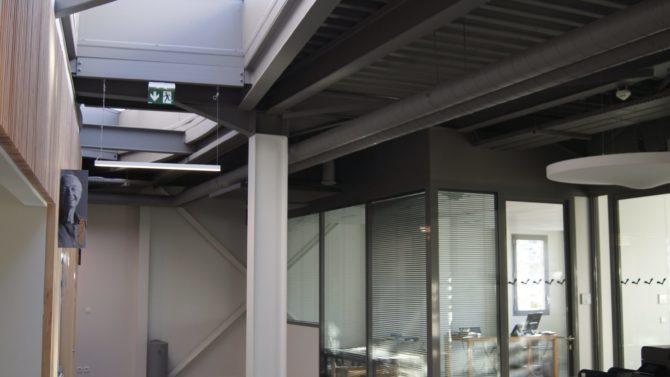Rénovation Thermique Des Bâtiments à Usage Tertiaire