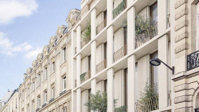 Construction Rénovation Rue D'Anjou Paris 8