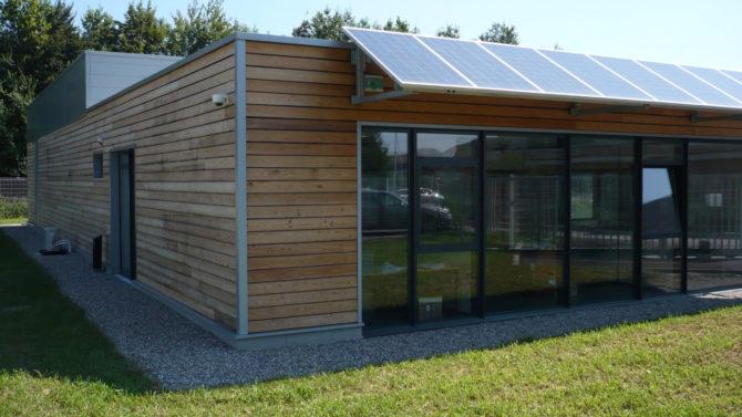 EES Renforce Son Développement Et Son Action Sur Les Bâtiments à énergie Positive Bas Carbone.