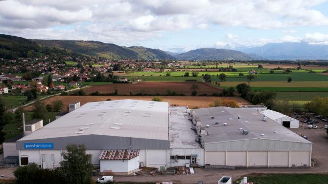 Réhabilitation Et Amélioration énergétique D'un Site Industriel